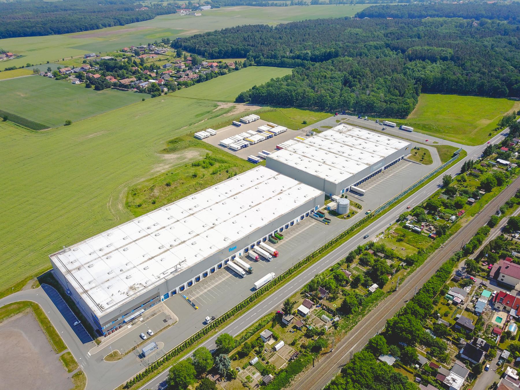 Logistické centrum Pardubice