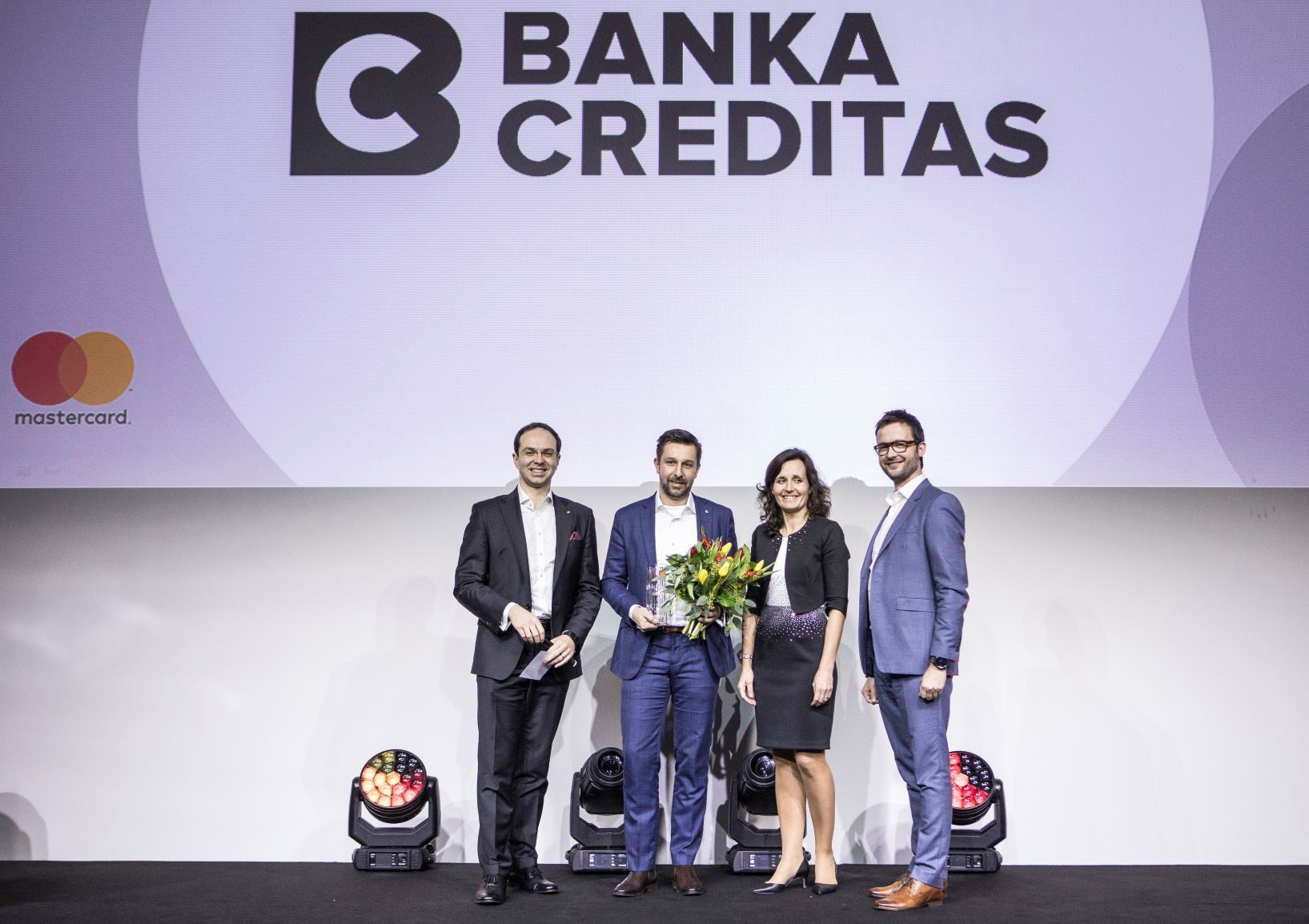 Banka CREDITAS - Special Mention 2018